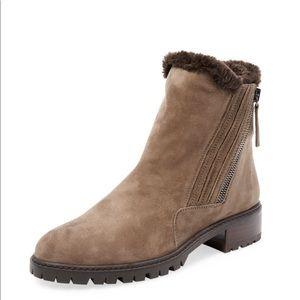 Stuart Weitzman stormy suede boots